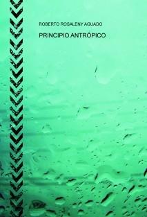 PRINCIPIO ANTRÓPICO