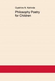 Philosophy Poetry for Children