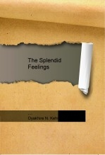 Libro The Splendid Feelings, autor Kennyabcd