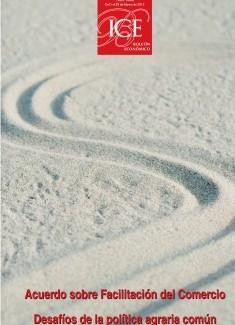 Boletín Económico. Información Comercial Española (ICE). Núm. 3060                              Acuerdo sobre Facilitación del Comercio