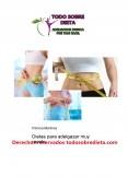 Dietas para adelgazar muy rapido