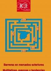 Libro Boletín Económico. Información Comercial Española (ICE). Núm 3061 Barreras en mercados exteriores, autor Ministerio de Economía y Empresa