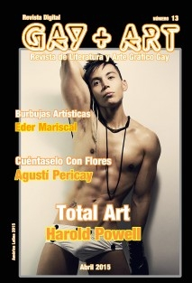 Gay+Art nº13 (revista de literatura y arte gráfico gay)