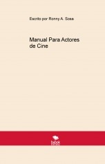 Manual Para Actores de Cine