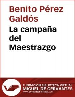 La campaña del Maestrazgo
