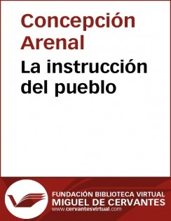 La instrucción del pueblo