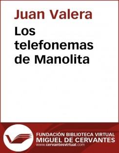 Los telefonemas de Manolita