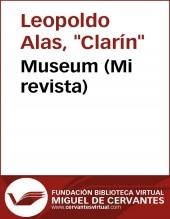 Museum (Mi revista)