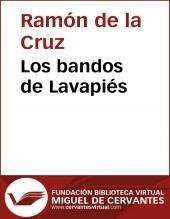Libro Los bandos de Lavapiés, autor Biblioteca Miguel de Cervantes