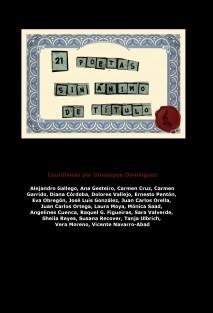 21 poetas sin ánimo de título