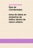 Ejes de coordenadas: toma de datos en siniestros de tráfico dentro de casco urbano.