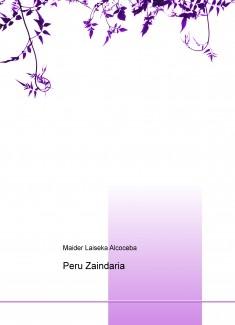 Peru Zaindaria
