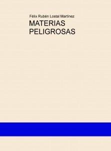 MATERIAS PELIGROSAS