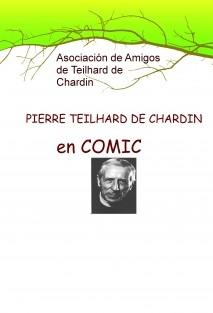 PIERRE TEILHARD DE CHARDIN EN COMIC