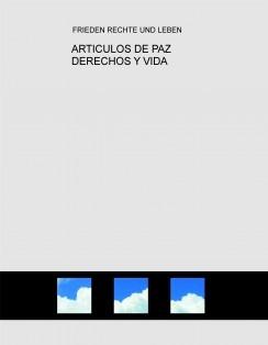 ARTICULOS DE PAZ DERECHOS Y VIDA