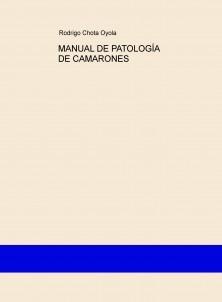 MANUAL DE PATOLOGÍA DE CAMARONES