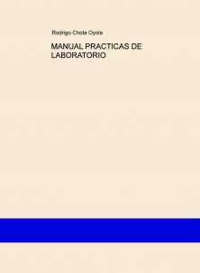 MANUAL PRACTICAS DE LABORATORIO