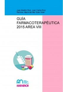GUÍA FARMACOTERAPÉUTICA 2015 AREA VIII