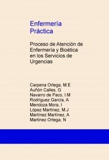 Enfermería Práctica: Proceso de Atención de Enfermería y Bioética en los Servicios de Urgencias