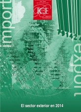 Libro Boletín Económico. Información Comercial Española (ICE). Núm. 3065 El sector exterior en 2014, autor Ministerio de Economía y Empresa