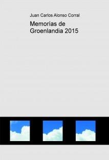 Memorías de Groenlandia 2015