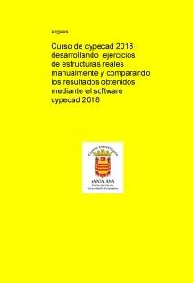 Curso de cypecad 2018 con ejercicios reales