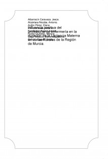 Influencia Positiva del Profesional de Enfermería en la Duración de la Lactancia Materna en Zonas Rurales de la Región de Murcia.