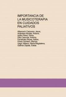 Importancia de la musicoterapia en cuidados paliativos