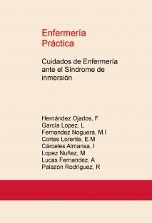 Enfermería Práctica: Cuidados de Enfermería ante el Síndrome de inmersión