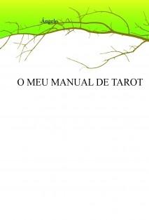 O MEU MANUAL DE TAROT ARCANOS MAIORES
