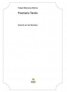 Poemario Tardío