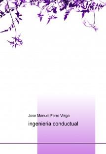 ingenieria conductual