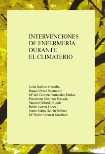 Intervenciones de enfermería durante el climaterio