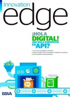 BBVA Innovation Edge. APIs