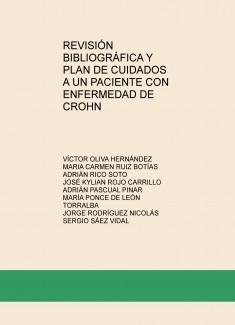 REVISIÓN BIBLIOGRÁFICA Y PLAN DE CUIDADOS A UN PACIENTE CON ENFERMEDAD DE CROHN