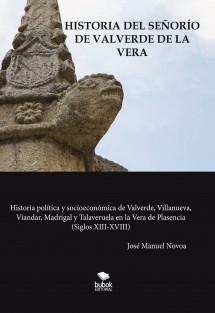 Historia del Señorío de Valverde de la Vera