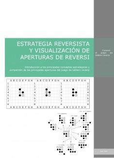 Estrategia reversista y visualización de apeturas de reversi
