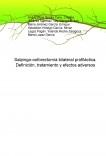 Salpingo-ooforectomía bilateral profiláctica. Definición, tratamiento y efectos adversos