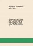 Hepatitis C transmisión y prevención.