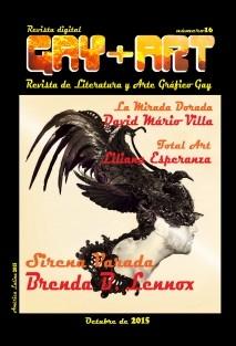 Gay+Art nº16 (revista de literatura y arte gráfico gay)