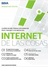 Libro Ebook: Internet de las Cosas, autor BBVA Innovation Center
