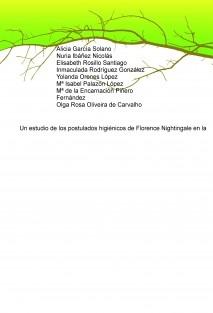 Un estudio de los postulados higiénicos de Florence Nightingale en la Revolución Industrial de  Inglaterra