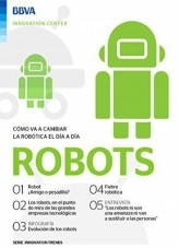 Libro Ebook: Robots, autor BBVA Innovation Center