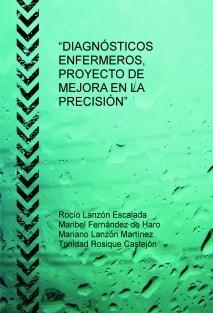 """""""DIAGNÓSTICOS ENFERMEROS, PROYECTO DE MEJORA EN LA PRECISIÓN"""""""