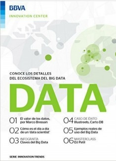 Ebook: Data, todo sobre el ecosistema de Big Data