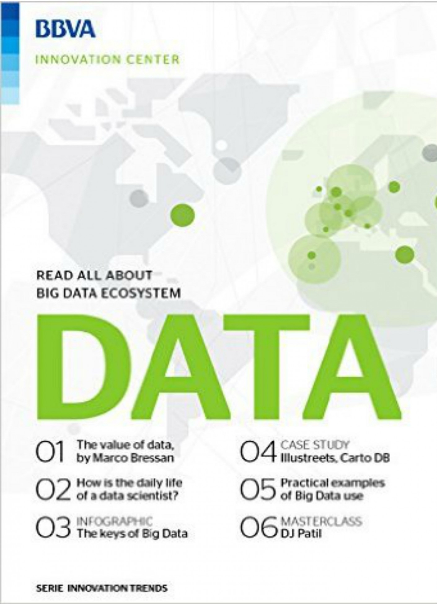 Ebook: Data, all about Big Data ecosystem (English) | BBVA