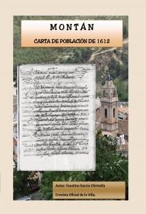 MONTÁN - Carta de Población de 1612
