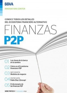 Ebook: Finanzas P2P, un ecosistema alternativo