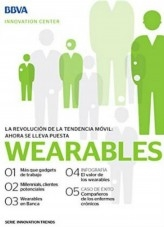 Libro Ebook: Wearables, la revolución móvil que se lleva puesta, autor BBVA Innovation Center