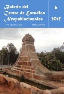 Boletín del CEN nº 6 (agosto de 2015)